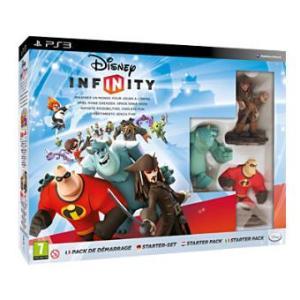 Disney Infinity PS3- pack de démarrage (Neuf)