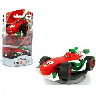 Francesco Figurine Cars Disney Infinity.