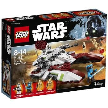 LEGO STAR WARS 75182 Republic Fighter Tank Neuf Boite abîmé