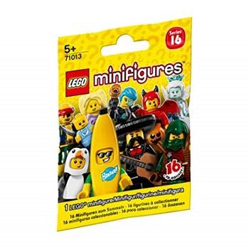 Lego Minifigurines série 16 Neuf (lot 5 pochettes neuf)