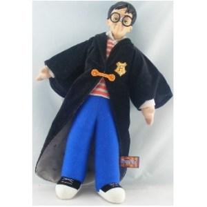 Harry Potter Grande peluche 32 cm en bon état.