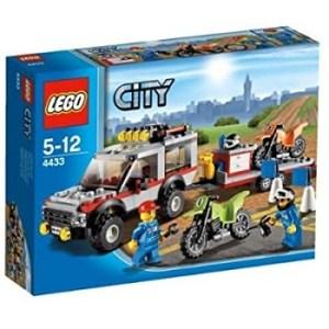 LEGO City 4433 avec boite et notice.