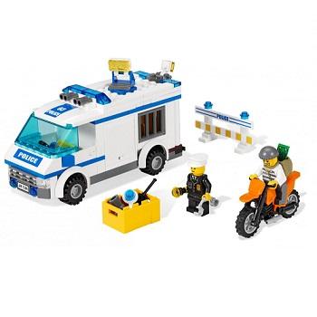 lego city 7286 avec boite et notice