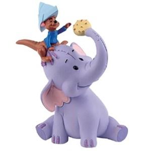 Figurine L'éfélant et petit gourou Bullyland Germany Disney