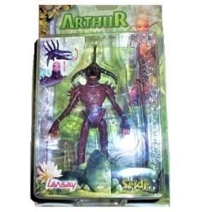 Seide Arthur et les Minimoys figurine neuve Lansay