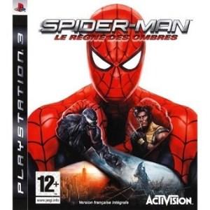 Spider-Man Le Règne des ombres PS3