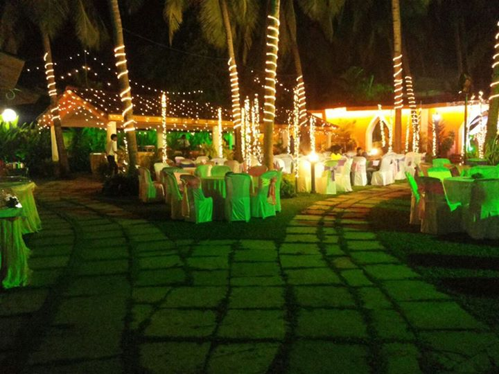 Golden Orchid Wedding Hall Goa  royalkazaar