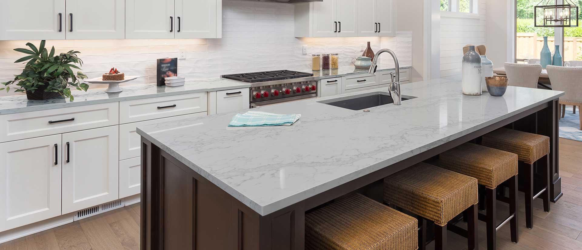 Msi Quartz Calacatta Naples Royal Kitchen And Flooring