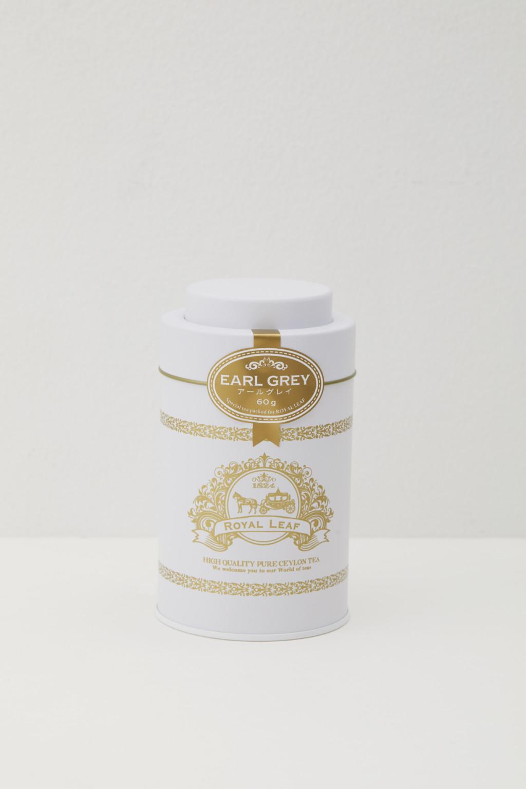 アールグレイ60g缶