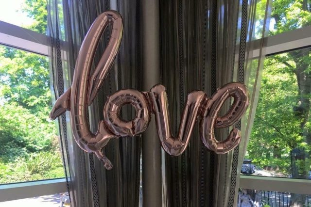 brilliant balloons wedding balloons supplier love balloon
