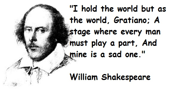 The World is a Stage today on their Birth and Death Anniversaries (1/5)