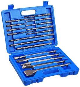 COMOWARE Rotary Hammer Drill Bits Set