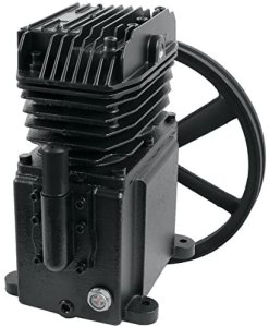 Powermate 040-0352RP Single Stage Inline Twin Cylinder Oil Lubricated Pump