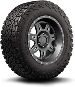BFGoodrich Terrain TA KO2 Radial Tire-33x12.50R15C 108R