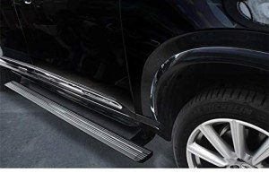 SnailAuto Electric Running Boards Power Step Nerf Bar