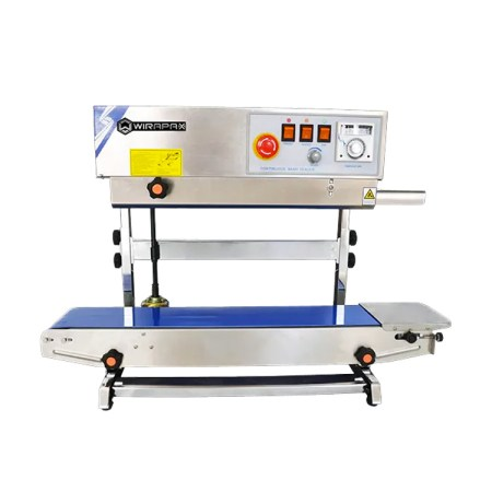 Continuous Sealer Vertical HUALIAN FRB770ii / Mesin Packing Snack