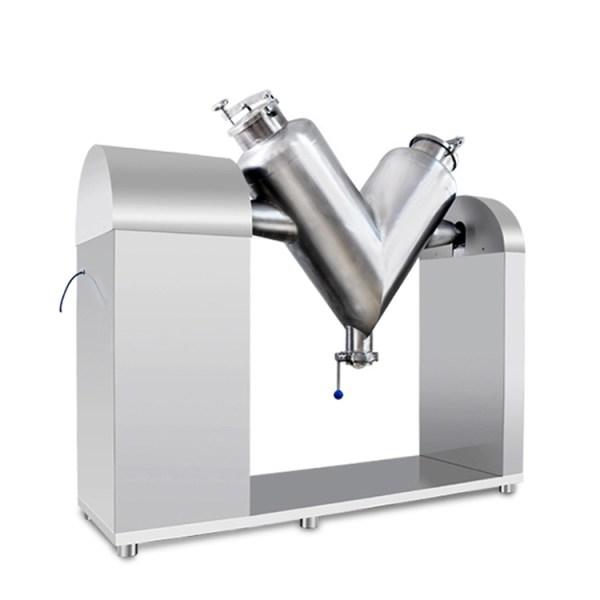 Mesin Pencampur Bumbu V-Cone ROYAL SMV-2200