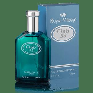 Club 55 Eau De Toilette Royal Mirage Parfums