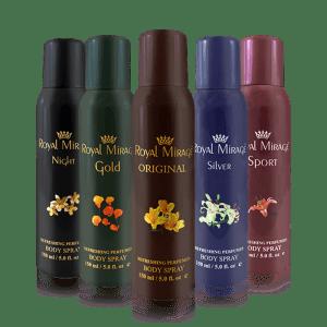 Body Spray (150 ml)