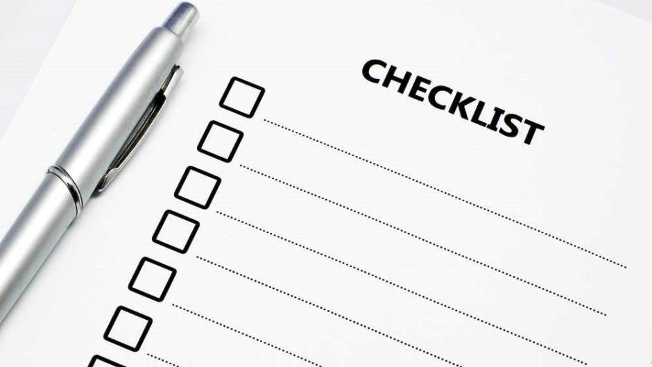 Apartment Move-Out Checklist – Blog