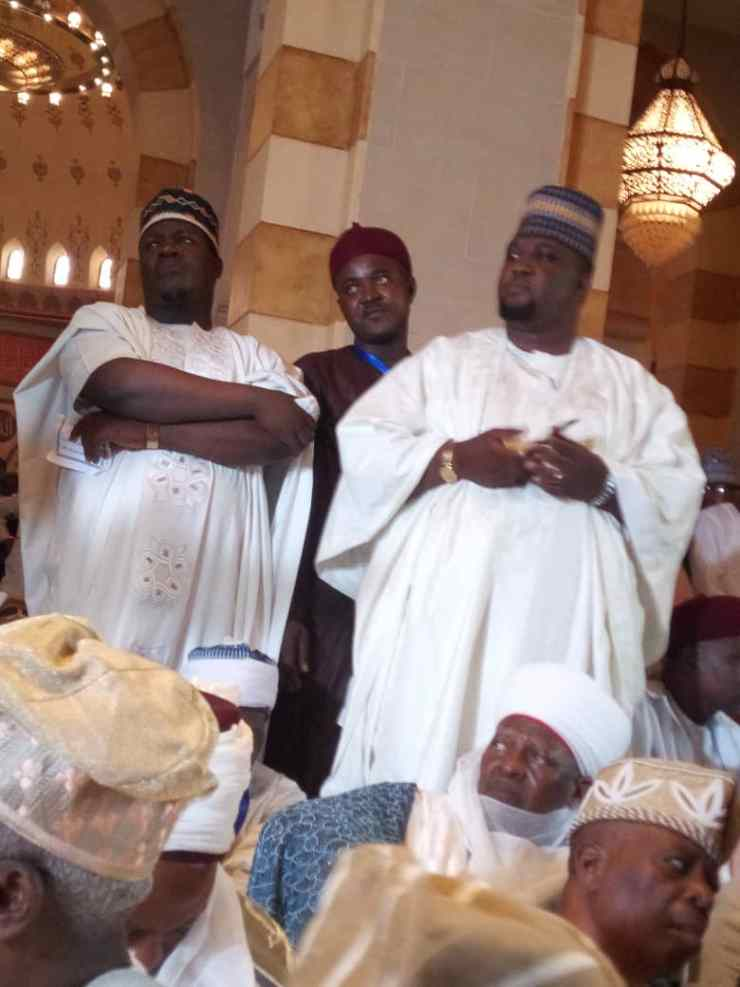Emir of Ilorin's late mother: Let's embrace forgiveness, unity---Cleric (PHOTOS)
