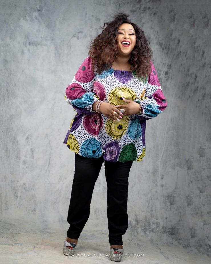 TRIBUTE.... KAMWIRE's wife, Bolanle still glowing at 50 (VIDEO)