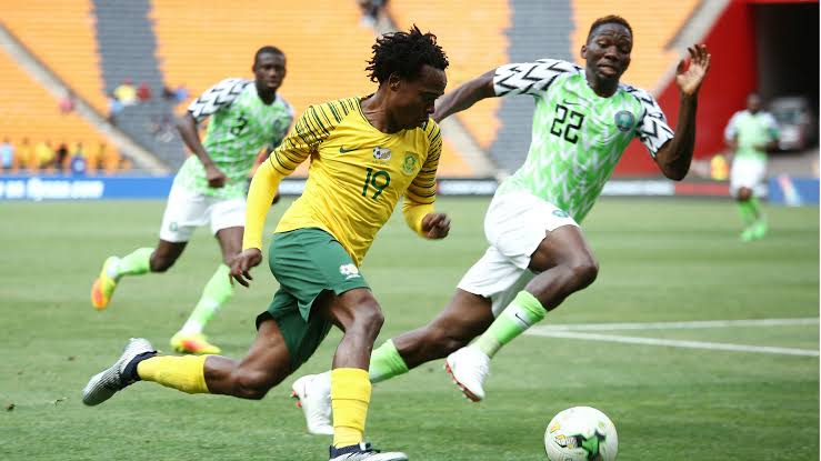 Breaking....Super Eagles defeats Tunisia 1-0 to clinch AFCON third place medal