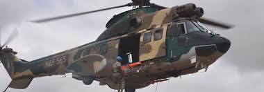 NAF Helicopters Kill Dozens ISWAP/Boko Haram Fighters in Damasak, Destroy 4 Guntrucks