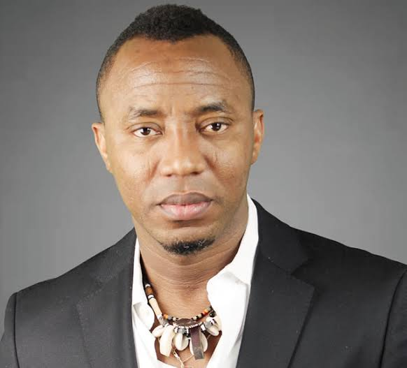 """""""Omoyele Sowore not shot by police"""""""