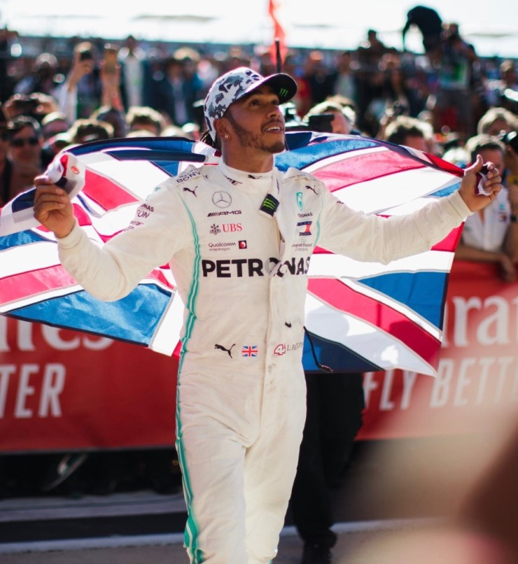 'There are more championships to win' said Hamilton after winning his sixth world title