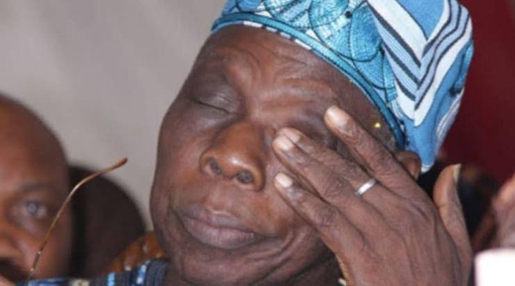 SAD...Obasanjo's Ex-Special Adviser on women affairs dies at 73