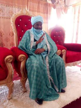 Minister condoles with family of Emir, Kaura Namoda people