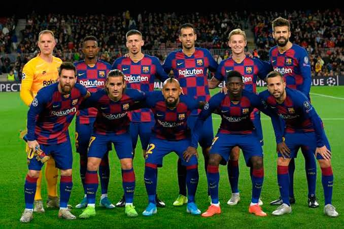 Dembele absent as Barcelona FC commences training