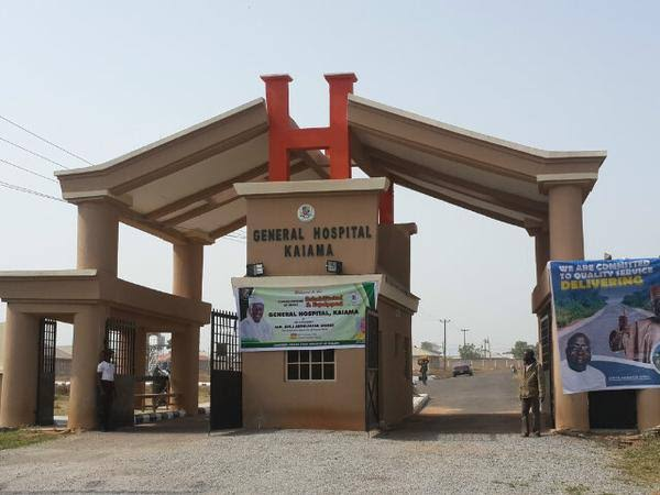 Ilorin General Hospital allegedly shutdown maternity unit as doctor tests positive for COVID-19