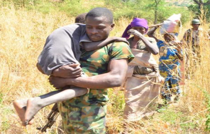 FGC Yauri Attack: Troops Rescue some Teachers, Students, Recover 800 Cows