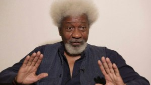 SOYINKA ALIGNS WITH OBASANJO OVER ALLEGED NIGERIA'S DIVISION