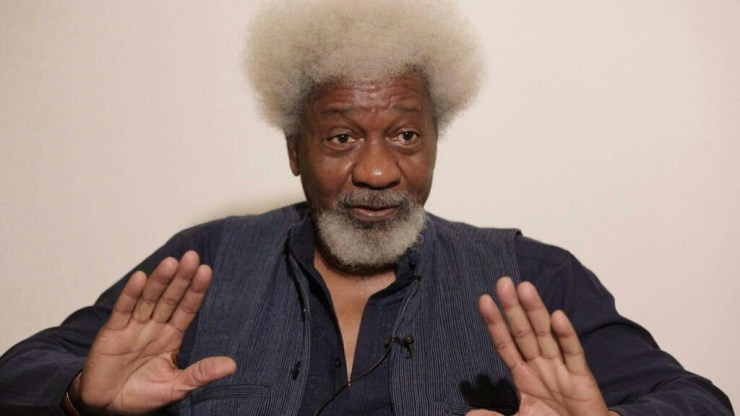 Soyinka counters the police, insists cattle invaded his property in Abeokuta