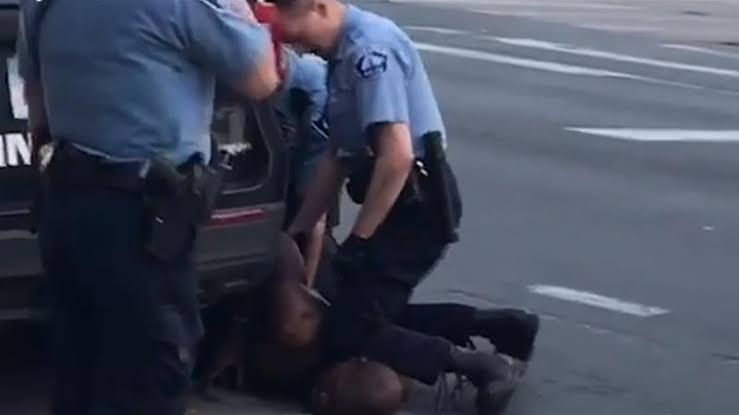 OPINION...Police brutality: Still on George Floyd's death