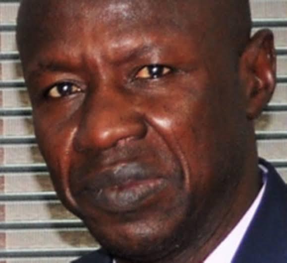 EFCC boss, Ibrahim Magu finally suspended
