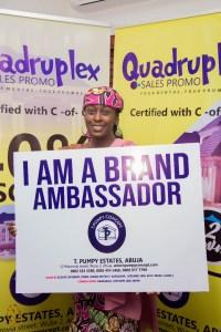 Why I endorsed T Pumpy Estates – Kannywood actress, Nafisat Abdullahi