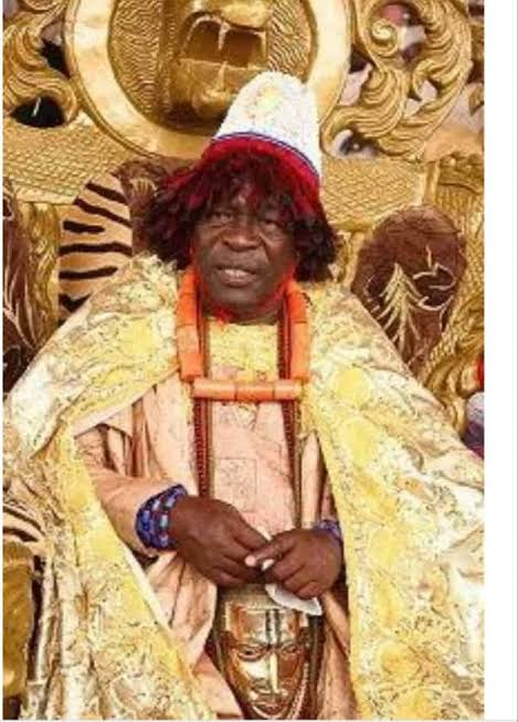 SAD.... Another paramount traditional ruler is dead