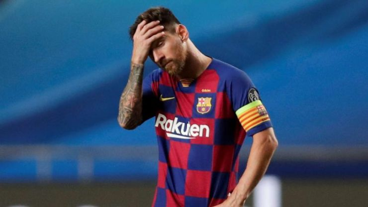 LIONEL MESSI HAS DECIDED TO STAY IN BARCELONA TILL NEXT SEASON