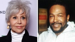Not having s3x with Marvin Gaye is 'a great regret' - Jane Fonda