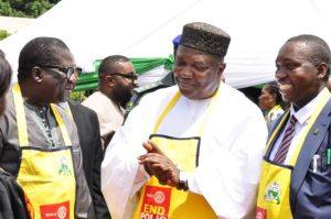 Enugu records 100% success in target polio vaccination – Official