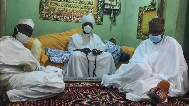 CORRECTED: Hijab crisis: Emir Sulu-Gambari sues for peace among religions' adherents