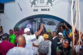 Ife begins Olojo Festival as Ooni enters 7-day seclusion