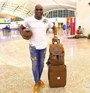 """Mompha describes his return to Nigeria """"as a disaster"""""""