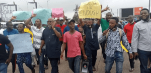 Protest hits Osogbo over electricity tariff, fuel hike