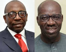 Obaseki, Ize-Iyamu attend BBC debate, read what happen