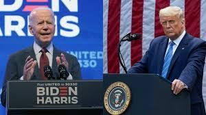Trump, Biden clash in chaotic first presidential debate